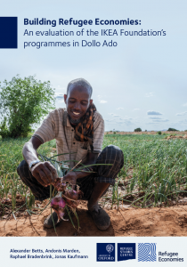 Building Refugee Economies: An evaluation of the IKEA Foundation's programmes in Dollo Ado  Cover Image