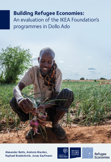 Building Refugee Economies: An evaluation of the IKEA Foundation's programme in Dollo Ado  Cover Image