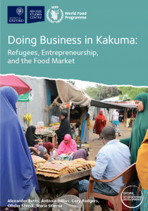 Doing Business in Kakuma: Refugees, Entrepreneurship, and the Food Market Cover Image