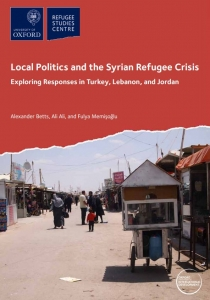 Local Politics and the Syrian Refugee Crisis Cover Image