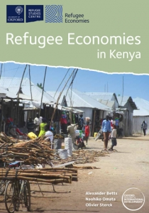 Refugee Economies in Kenya Cover Image